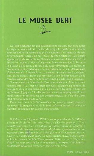 4eme Le musée vert