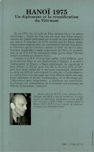 4eme Hanoï 1975