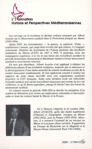 4eme Le mouvement syndical au Maroc