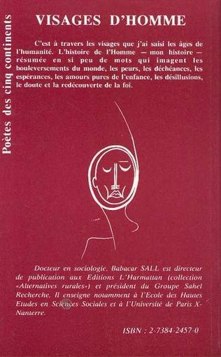 4eme Visages d'homme (Poèmes)