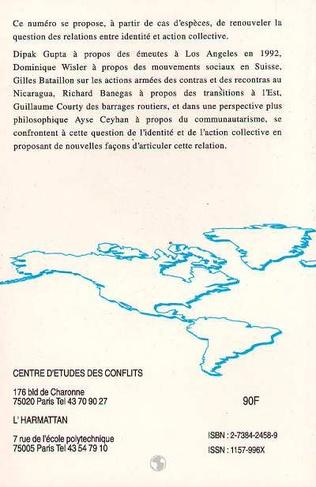 4eme L'action collective : terrains d'analyse