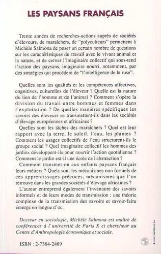 4eme Les paysans français