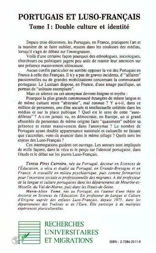 4eme Portugais et luso-français