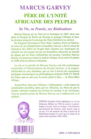 4eme Marcus Garvey