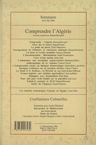 4eme France- Algérie: une relation particulière?