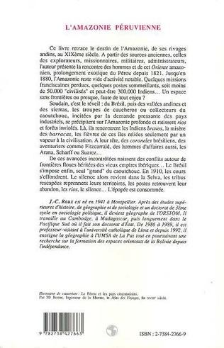4eme L'Amazonie péruvienne