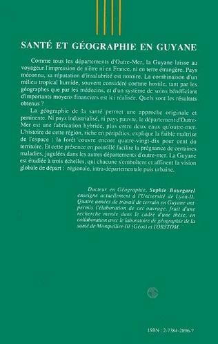 4eme Santé et géographie en Guyane