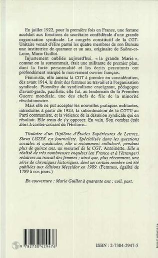 4eme Marie Guillot