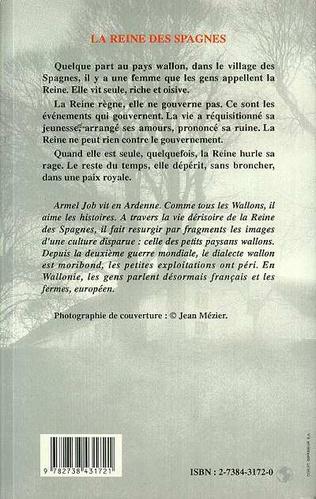 4eme La reine des Spagnes