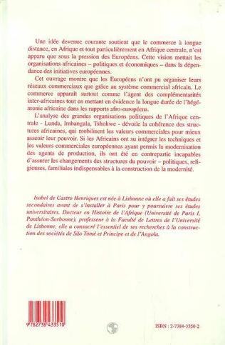 4eme Commerce et changement en Angola au XIXe siècle