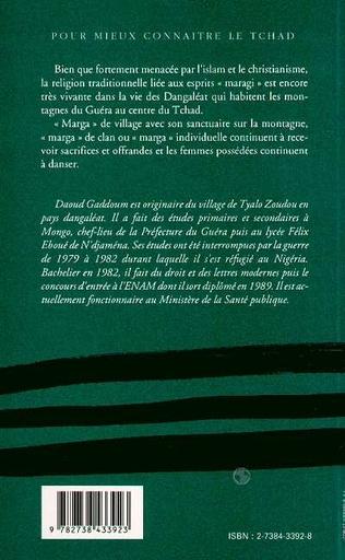 4eme Le culte des esprits margay ou maragi chez les Dangaleat du Guera