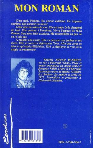4eme Mon roman (Liban)