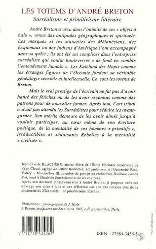 4eme Les totems d'André Breton