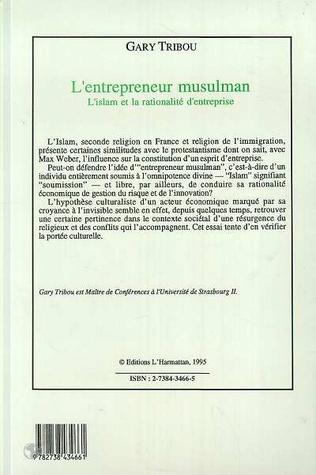 4eme L'entrepreneur musulman