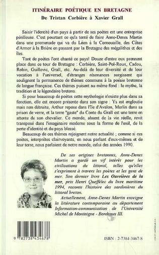 4eme Itinéraire poétique en Bretagne