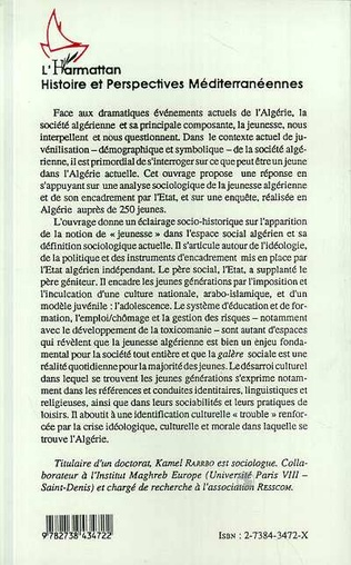 4eme L'Algérie et sa jeunesse