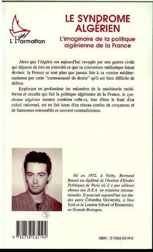 4eme Le syndrome algérien