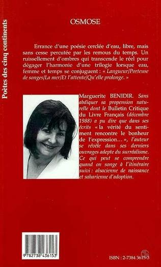 4eme Margueritte Osmose