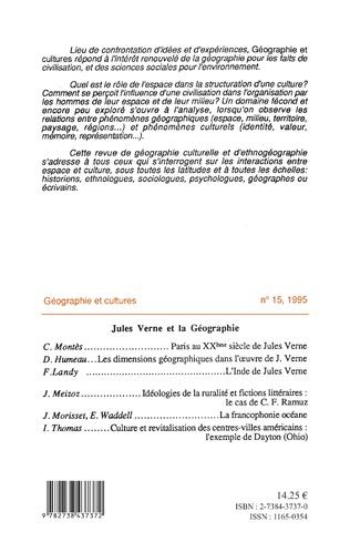 4eme Géographie et cultures n°15