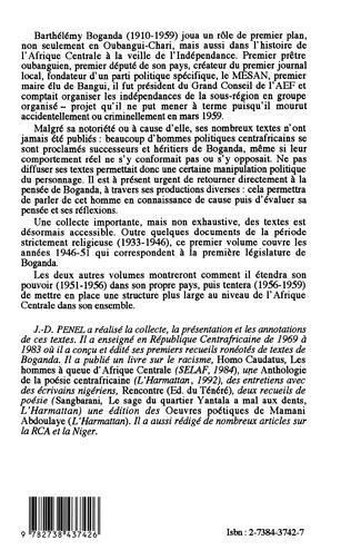 4eme Barthélemy Boganda