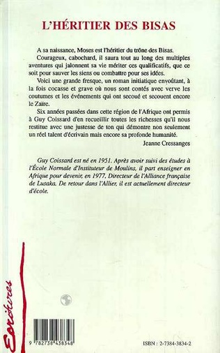 4eme Hérétier des Bisas