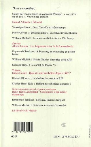 4eme Afrique Noire et francophone