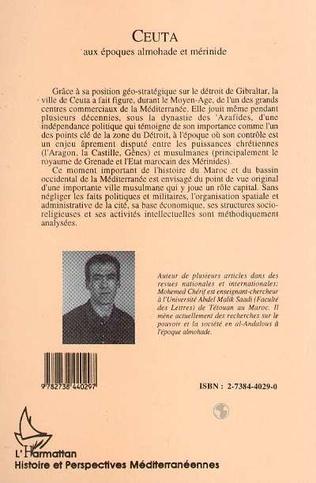 4eme Ceuta aux époques almohade et mérinide