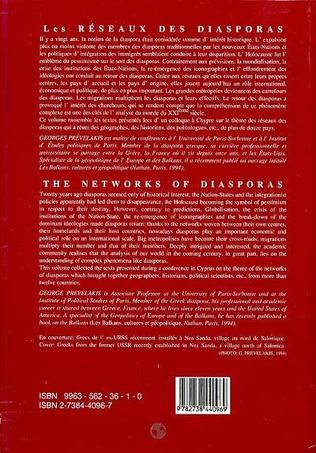 4eme Les réseaux des diasporas