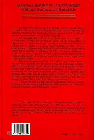 4eme Jean-Paul Sartre et le Tiers-Monde