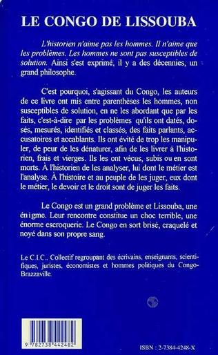 4eme Le Congo de Lissouba