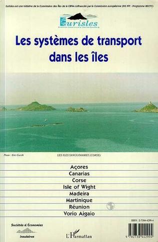 4eme Les systèmes de transport dans les îles - Systems of Transport in the Islands