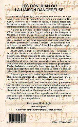 4eme Les Don Juan ou La Liaison dangereuse