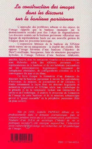 4eme La construction des images dans les discours sur la banlieue parisienne