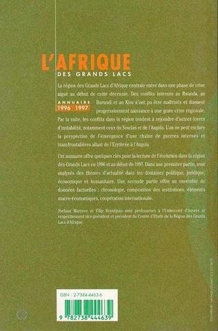 4eme Annuaire 1996-1997