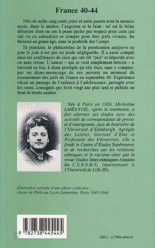 4eme France 40-41