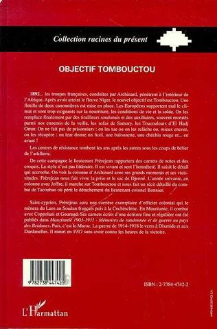 4eme Objectif Tombouctou