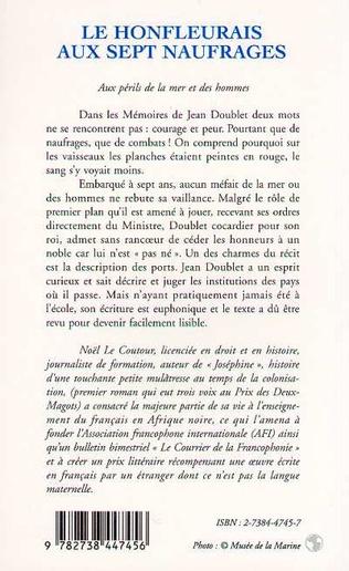 4eme Le Honfleurais aux sept naufrages