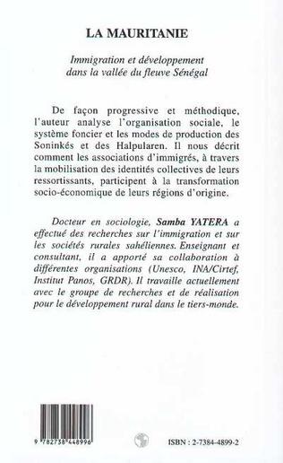 4eme La Mauritanie