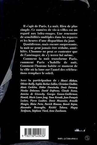 4eme ENCORE UNE NUIT A PARIS