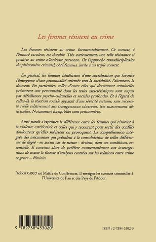 4eme LES FEMMES RESISTENT AU CRIME