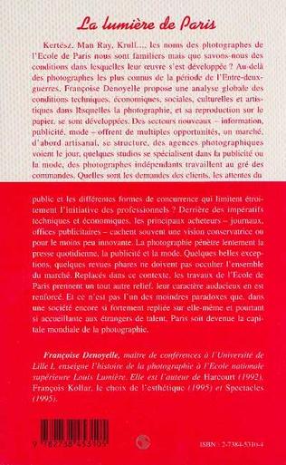 4eme LES USAGES DE LA PHOTOGRAPHIE 1919-1939