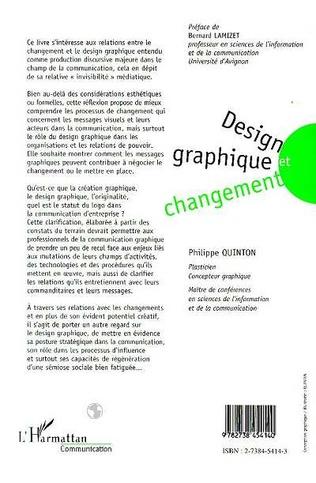 4eme Design, graphique et changement