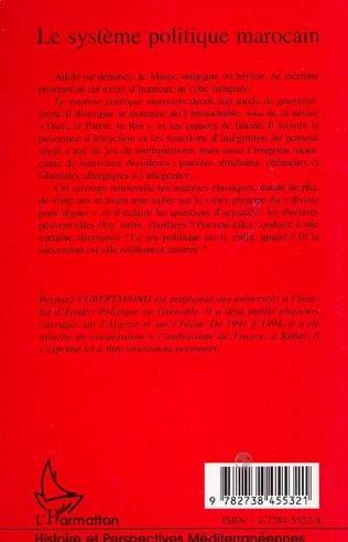 4eme Le système politique marocain