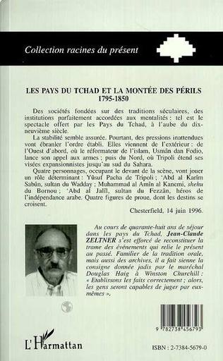 4eme Les pays du Tchad et la montée des périls