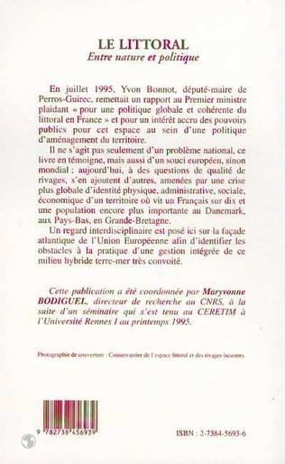 4eme LE LITTORAL