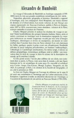 4eme Alexandre de Humboldt
