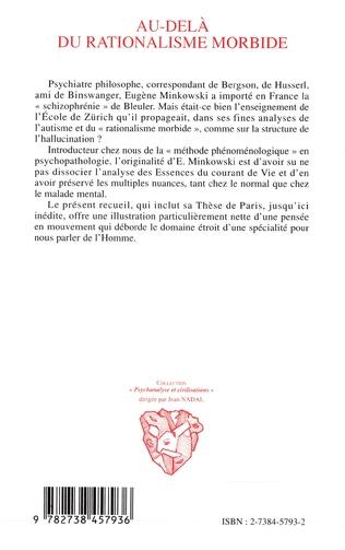 4eme AU-DELÀ DU RATIONALISME MORBIDE