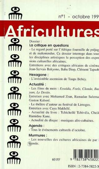 4eme La Critique en questions