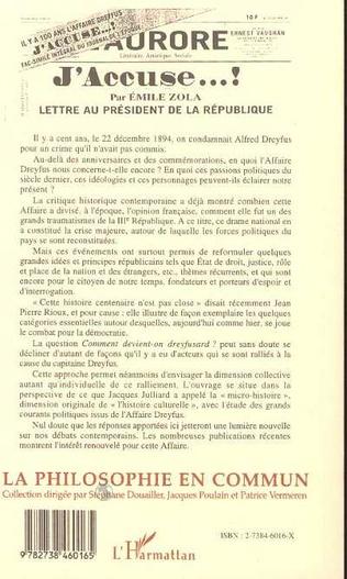 4eme Comment Devient-On Dreyfusard ?