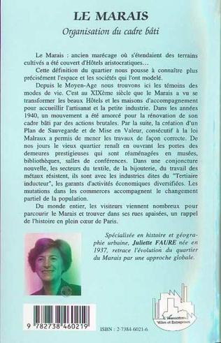 4eme Le Marais